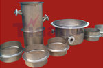 Titanium  Gr.7 Acid regeneration plant equipments
